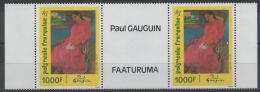 POLYNESIE - YT N° 463A - Neufs ** - MNH - Cote: 70,00 € - Polynésie Française