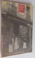 Carte Photo - Charcuterie De La Manufacture Des Tabacs - Maison Clement - Issy Les Moulineaux? - Non Classificati