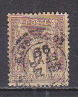 PGL CJ650 - FRANCE N°85 - 1876-1898 Sage (Type II)