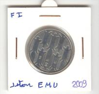 Jeton Argent Finlande EMU 2009 Issu Du Coffret BU Des Commémos De 2004 à 2009 - Tokens & Medals