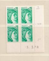 FRANCE ( D16- 5824 )   N° YVERT ET TELLIER  N° 1967  N** - 1970-1979