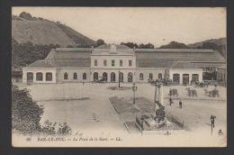 DF / 55 MEUSE / BAR-LE-DUC / LA PLACE DE LA GARE - Bar Le Duc