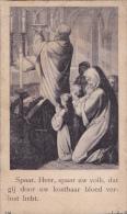 Doodsprentje (6666)  Brecht - Overbroek Brecht - WOUTERS / VAN TICHELT 1869 - 1944 - Images Religieuses
