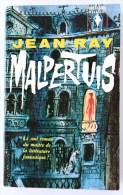 BOB MORANE - HENRI VERNES -   MALPERTUIS   ( JEAN RAY  -  1962 ) - Auteurs Belges