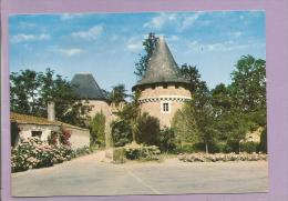 Dépt 49 - CHAMPTOCEAUX - Tours D'entrée Et Porte Du Château - Champtoceaux