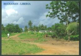 Liberia, Monrovia - Buchanan,  Africa, Afrique - Liberia