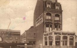 BELGIQUE - FLANDRE OCCIDENTALE - BREDENE - Pension Ritz, Hôtel Restaurant, Avenue Auguste Pede. - Bredene