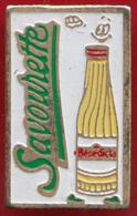 Pin's  ;    Savourette De BENEDICTA - Alimentation
