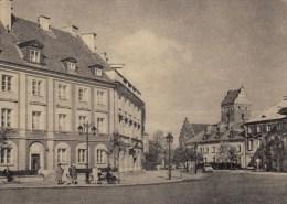 WARSZAWA / VARSOVIE - PLACE DU MARCHE DE LA NOUVELLE VILLE / RYNEK NOWEGO MIASTA - Polen