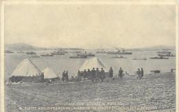 GREECE - FLOTTE ANGLO- FRANCAISE A MOUDROS ( GREEK EDITOR)  - A880 - Greece