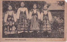 PC Ungarn Hungary - Oszada-Korytnicai Népviselet - Ca. 1910/20 (11657) - Personen