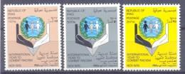 1978. Iraq, International Year Of Combat Racism, 3v, Mint/** - Irak