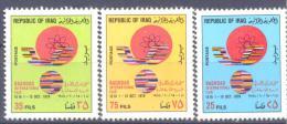 1978. Iraq, Baghdad International Fair, 3v, Mint/** - Irak