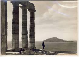 GRECE -  SOUNION - The Posidon Temple - Greece
