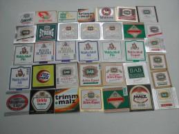 168 Beerlabels Dortmunder Aktien Brauerei #2 - Bière