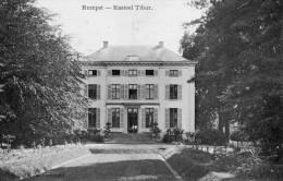 Rumpst - Kasteel Tibur - Rumst