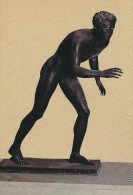 Statue Of Fighter.  -  Bronze Of Ercolano.     # 04361 - Fine Arts