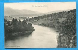 OV788, Les Bassins Du Doubs, Non Circulée - Non Classés