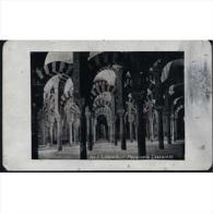 CDBTP5455-LFT14 .Tarjeta Postal DE CORDOBA.Catedtal Mezquita Cordoba,Impresa En Aluminio - Córdoba