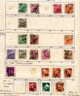 Chine 1950 ° Surtout - Oblitérés