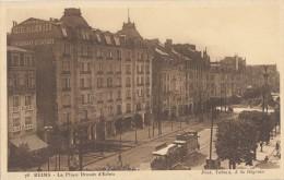 1900 CIRCA  REIMS LA PLACE DROUET D'ERLON - Reims
