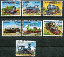 PARAGUAY - Mi.Nr.   3579   -  3585   -     Gestempelt - Paraguay