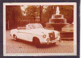 Mercedes 3,5 Sl Cabrio - Automobiles