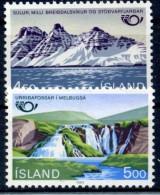 ISLANDE 1983 YVERT N° 549/50 LUXE **MNH - 1944-... Republic