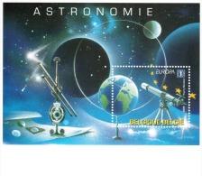 Europa. Jaar Van De Astronomie.  Galileo. - Belgique