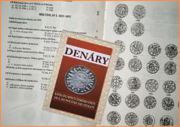 Smerda Jan - Denary Ceskie A Moravskie (10-13 Jh). - Literatur & Software