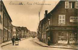 Nov14 1451: Sarralbe  -  Rue Clémenceau - Sarralbe