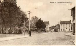 Rumst -  Gemeentehuis En Park - Rumst