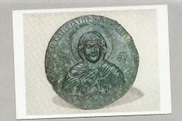 Victoria & Albert Museum.   The Virgin Mary.  Serpentine.  Byzantine.   # 04370 - Fine Arts