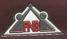 41251-Pin's. F�d�ration Nationale du B�timent.FNB