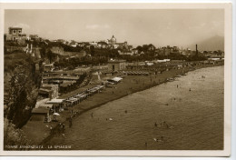 Torre Annunziata - La Spiaggia (Strand), 1942. Kleinformat - Torre Annunziata