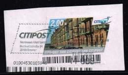 CITIPOST Auf Papier - Privatpost