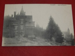 VIELSALM  -    Villa Des Rochers    -   1905     -     (2 Scans) - Vielsalm