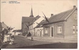 Lint  (Linth) - Dorpstraat (zicht Op Gemeentehuis, Kaart Met Animatie) - Lint