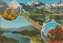 Andorra - Views - Nice Stamp - Andorre