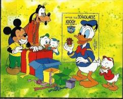 TOGO Disney. Yvert BF 216. ** MNH - Disney