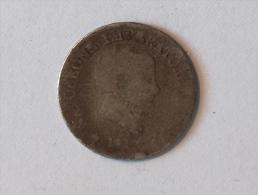 ITALIE 10 Soldi 1812 M - Temporary Coins