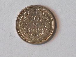 PAYS BAS 10 CENTS 1937 - [ 3] 1815-… : Reino De Países Bajos