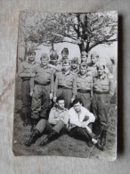 Military Photo  Hungary -soldiers     D124020 - Photographie