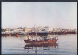 R324 SEA VIEW OF OLD KUWAIT - Kuwait