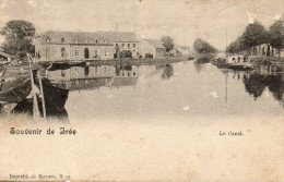 Bree: Souvenir De Brée -le Canal - Bree