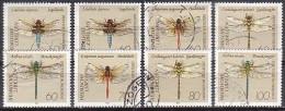 Libellen, BRD  1545/52 , O ,  (D 2014) - Sonstige