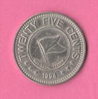 Token Gettone   Da 25 Cents 1994 Nave Da Crociera - Casino