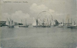 LAMPEDUSA- Partenza Per I Banchi -   Fp -V- 1912 - - Agrigento