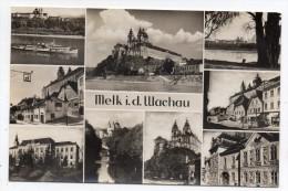 Cpsm - Melk I. D. Wachau - (9x14 Cm) - Melk