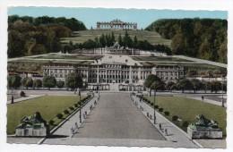 Cpsm - Wien Schloss Schönbrunn - Gloriette - (9x14 Cm) - Château De Schönbrunn